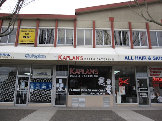 Kaplan's Deli closes after 47 years