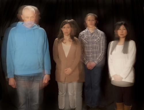 Actors' journey to catharsis in This Stays in the Room