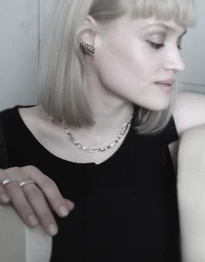 photo - a model wears LACAR