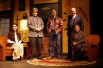 photo - Deathtrap cast by Tracy Lynn Chernaske