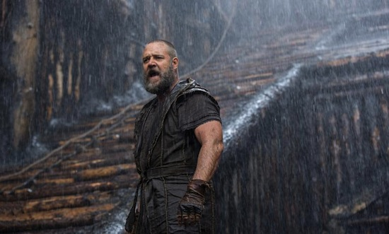 Noah channels God's wrath and humankind's fallibility
