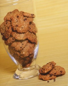 photo - Oatmeal chocolate chip cookies