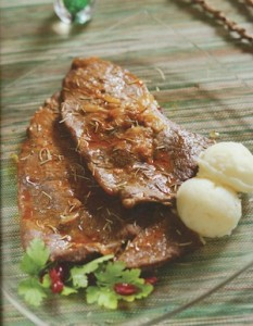photo - shoulder steak