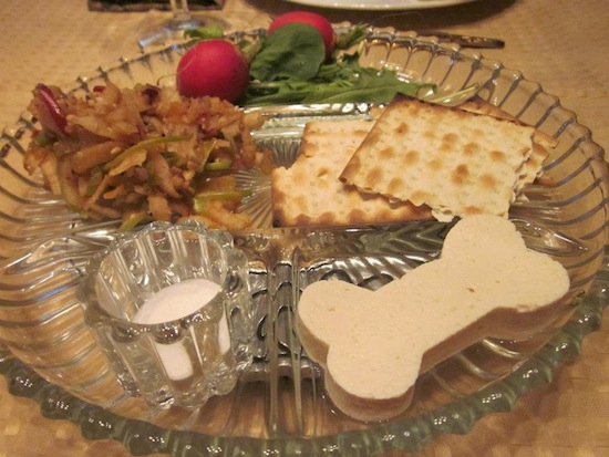 A vegan Passover