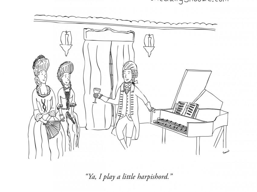 This week's cartoon … April 18/14