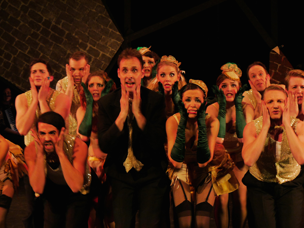 Pipedream's Cabaret holds back from tackling its true gravitas