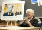 Survivor Judith Weiszmann was saved by Raoul Wallenberg