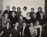 photo - Pioneer Women group, Vancouver, B.C., 1960. JEWISH WESTERN BULLETIN FONDS; JMABC, L.12600