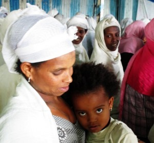 photo- As many as 1,600 families are said to still be waiting for aliyah in Ethiopia.