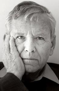 photo - Amos Oz in 2006.