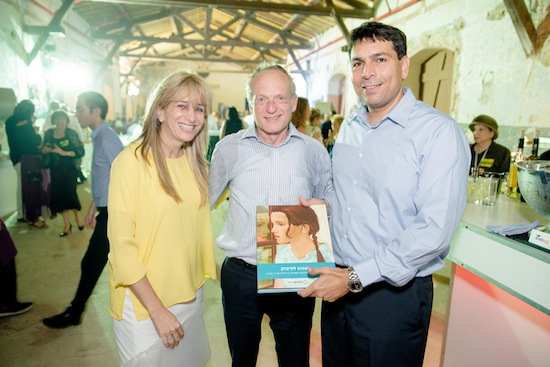 Marc and Chantal Belzberg's OneFamily helps victims of terrorism