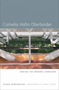 image - Cornelia Hahn Oberlander, Making the Modern Landscape book cover