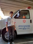 Winnipeg gives ambulance to Israel