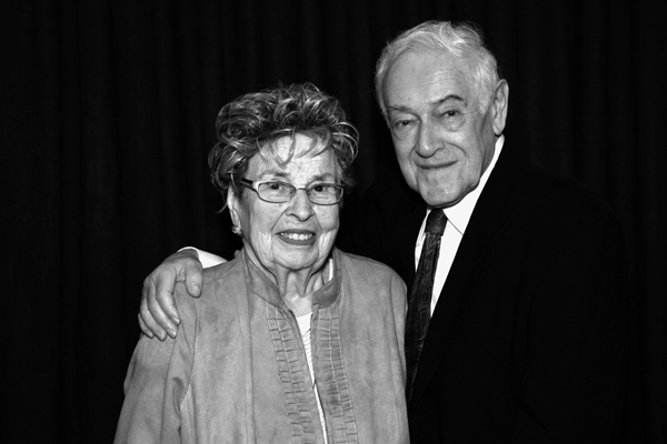 photo - Rita and Dr. Marvin Weintraub