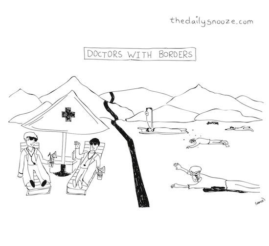 This week's cartoon … May 16/14