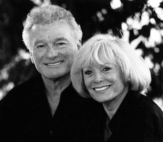 photo - Samuel and Frances Belzberg