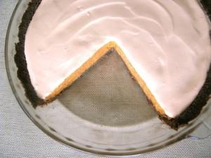 photo - Thai tea cheesecake