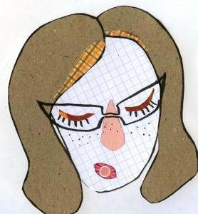 image - Jody Kramer, a self-portrait by the artist