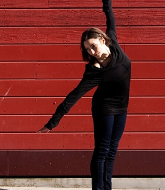 Meghan Goodman finds adventure in dance