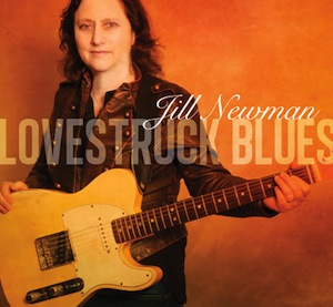 image - Lovestruck Blues CD cover