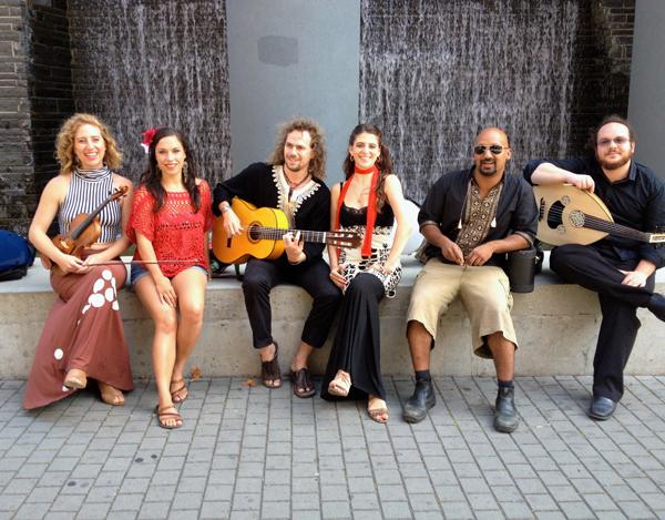 Ventanas to play at Folk Fest