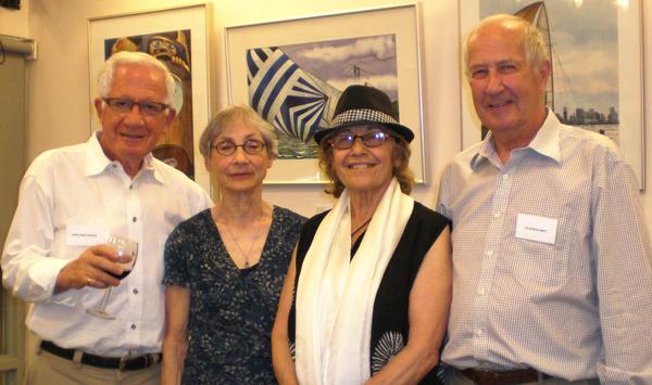 Peretz Centre opens gallery