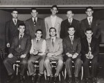 photo - Unidentified group of young men, B'nai B'rith, Vancouver, 1950