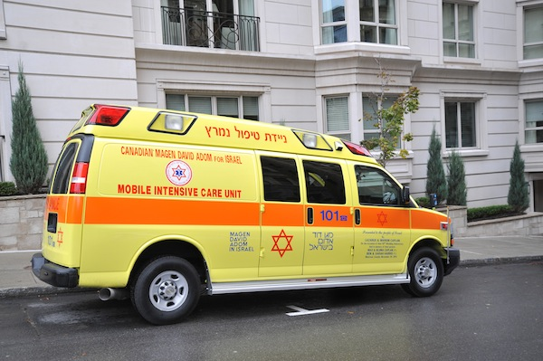 Winnipeg's CMDA donates second ambulance