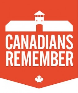 image - Canadians Remember Logo