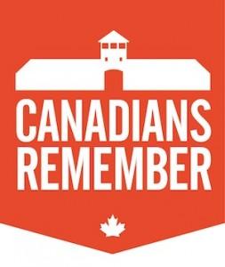 image - Canadians Remember Logo
