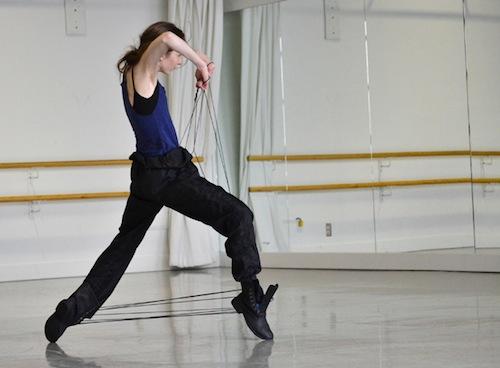 Israel trip inspires choreographer