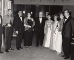 photo - Group in evening dress, State of Israel Bonds, Vancouver, B.C., 1960