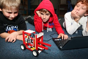 photo - ORT SA LEGO Robotics program