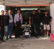 BGU student-built car races