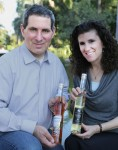 photo - Sukkah Hill Spirits' Howard and Marni Witkin