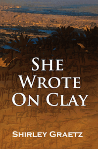 image - She Wrote on Clay cover