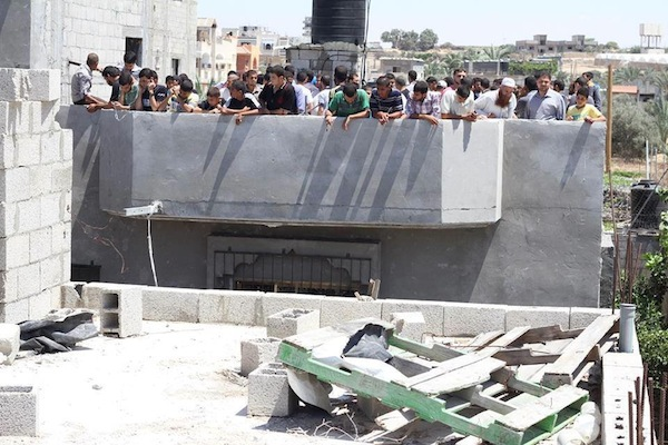 Israel-Hamas talks necessary to rebuild Gaza
