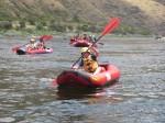 Idaho's whitewater family adventure