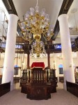photo - Mikve Israel-Emanuel in Willemstad, Curaçao, is the oldest synagogue in continuous use in the Americas