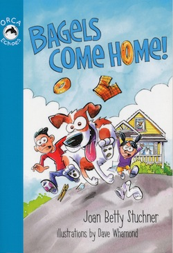 image - Bagels Come Home cover
