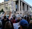 Hundreds attend Met protest of Klinghoffer opera