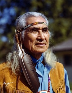 photo - Chief Dan George, May 3, 1971, Vancouver