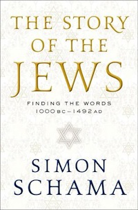image - The Story of the Jews book cover