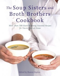 image - The Soup Sisters and Broth Brothers Cookbook  cover