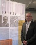 Carl Lutz exhibit opens at VHEC