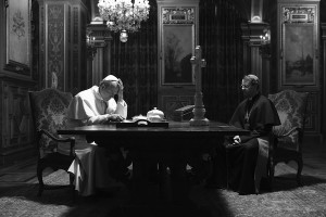 photo - scene from The Jewish Cardinal
