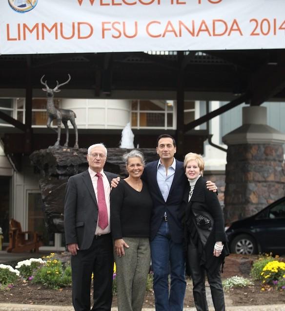 Canada hosts Limmud FSU