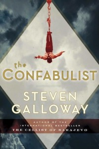 image - Stephen Galloway's Confabulist book cover