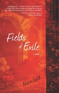 image - Nora Gold's Fields of Exile book cover