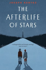 image - Joseph Kertes' Afterlife of Stars book cover